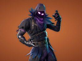 skin raven