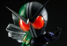 DefoReal Kamen Rider Double