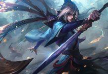 Enduring Sword Talon dan Divine Sword Irelia