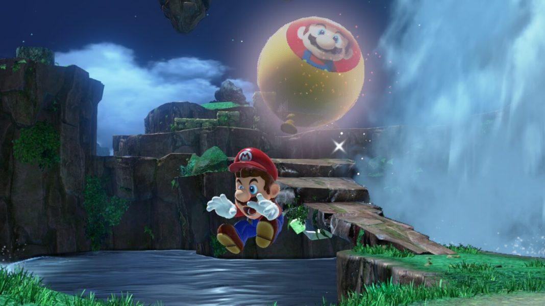 Speedrun Super Mario Odyssey