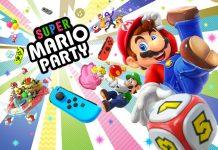 Pre-Order Super Mario Party