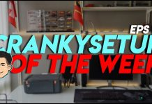 CrankySetup of The Week Episode 15