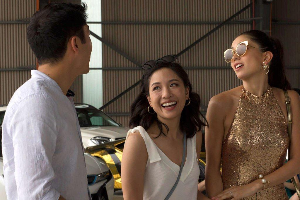 Film Crazy Rich Asians Ajarkan Nilai Akan Keluarga Moovvie