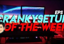 CrankySetup of The Week Episode 18