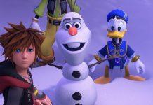 Big Hero 6 dalam Kingdom Hearts 3