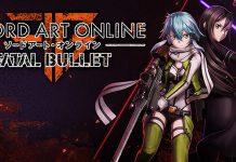 Sword Art Online Nintendo Switch