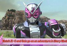 Kamen Rider Climax Scramble versi SEA