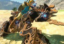 Motor Zelda Skala 1:1