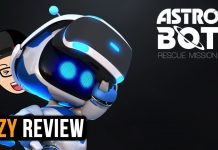 Review Astro Bot: Rescue Mission
