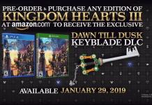 Pre-Order Kingdom Hearts 3