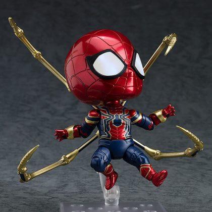 Nendoroid Spider-Man: Infinity Edition