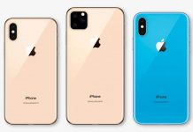 Tiga iPhone di 2019
