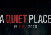 A Quiet Place 2 Title