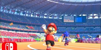 Mario & Sonic at the Tokyo 2020 Olympics