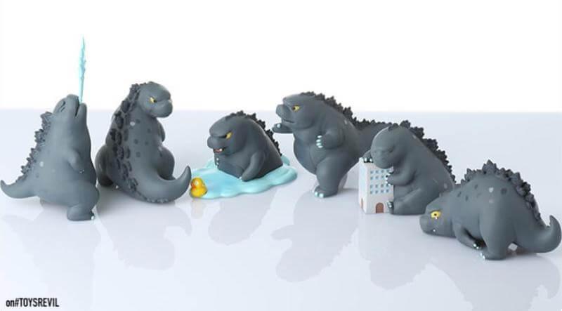 Godzilla Q Edition