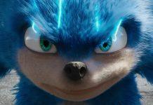 Sonic The Hedgehog Di Tunda