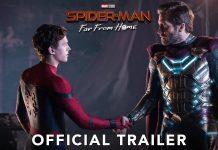 Trailer Terbaru Spider-Man: Far From Home