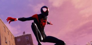 into the spider-verse suit