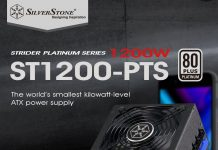 silverstone st1200-pts