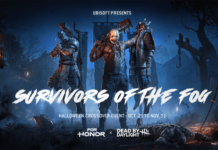 Ubisoft For Honor Dead By Daylight